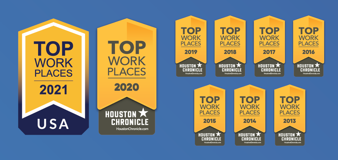 2020 Houston Top Workplace