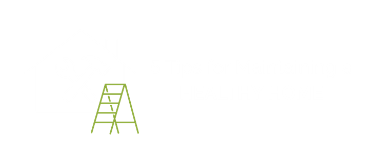 5 Tips for Maintaining a Healthy Home